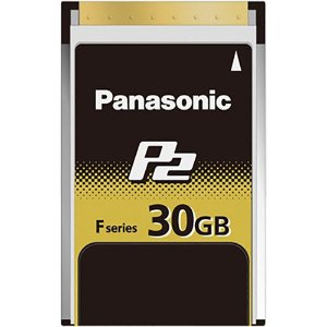 Panasonic 30GB F-Series P2