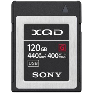 Sony 120GB XQD G Series