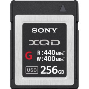 Sony 256GB XQD G Series