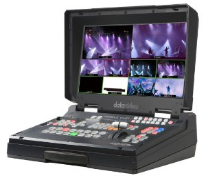 Estúdio Móvel datavideo HS-1300