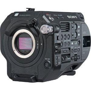 Sony PXW-FS7M2 XDCAM Super 35 Camera