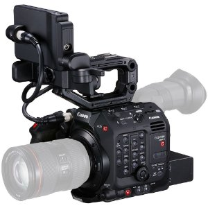Canon C500 Mark II 5.9K Full-Frame