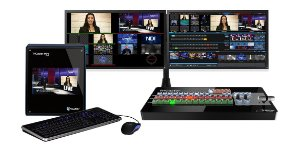 NewTek TriCaster Mini Advanced HD4 SDI Bundle