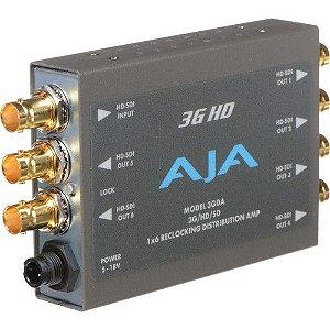 3GDA Amplificador de Distribuição com Reclocking 3G/HD/SD