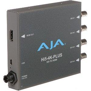 Conversor AJA Hi5-4K-Plus 3G-SDI para HDMI 2.0