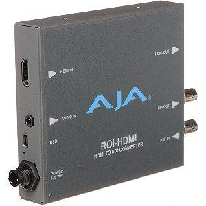 Mini Conversor AJA ROI HDMI para SDI
