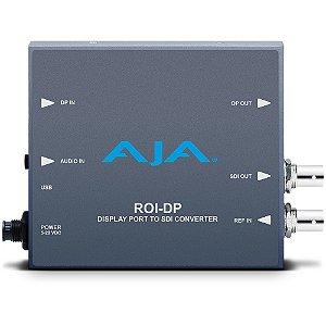 Mini-conversor AJA ROI-DP DisplayPort para SDI