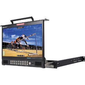 Monitor removível de rack Datavideo TLM-170M