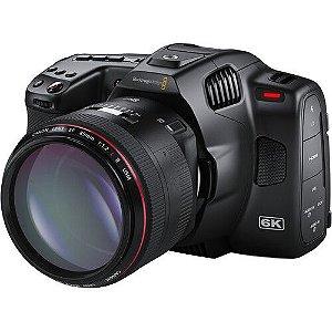 Blackmagic Design Pocket Cinema Câmera 6K Pro (Canon EF)