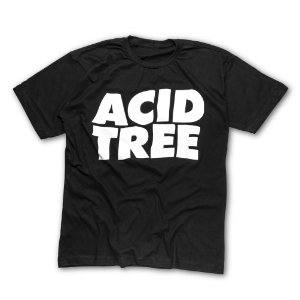CAMISETA ACID TREE LOGO