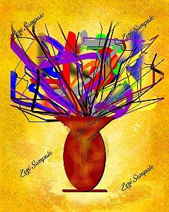 2003 Vaso de Flor