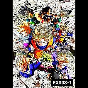 PELÍCULA EXCLUSIVA - EX003 - Tamanho A4