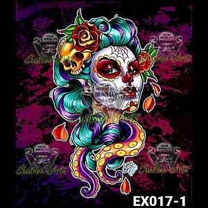 PELÍCULA EXCLUSIVA - EX017 - Tamanho A4