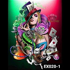 PELÍCULA EXCLUSIVA - EX020 - Tamanho A4