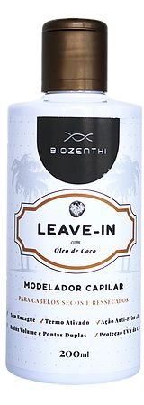 Leave-in Finalizador de Óleo de Coco - 200ml