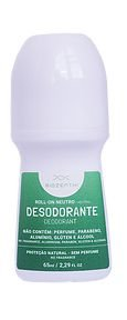Desodorante Roll On 60 ml - Neutro