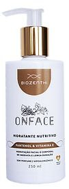 Onface Hidratante Nutritivo (Pantenol e Vitamina E) - 250ml