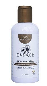 Onface Sabonete Facial Lama Vulcânica - 120ml