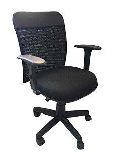 Cadeira Gerente c/ Lâmina S-Tela New