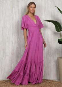 Vestido Longo July Summer Ave Rara
