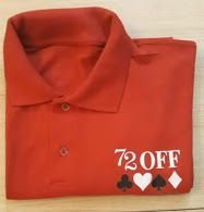 Camisa Polo Personalizada de Poker