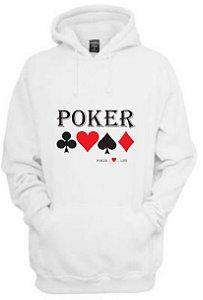 Moletom Personalizado de Poker