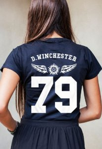 Camiseta Dean Winchester Supernatural