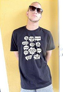 Camiseta Despedidas do Michael Kyle Eu a Patroa e as Crianças