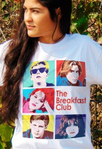 Camiseta The Breakfast Club