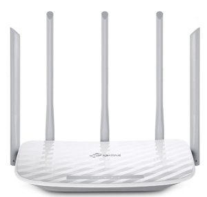 ROTEADOR WIRELESS DUAL BAND AC1350 ARCHER C60 TP LINK