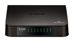 Switch DES-1016A Fast Ethernet 16 Portas D-Link