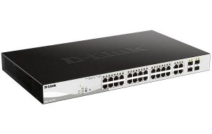 Switch DGS-1210 Gigabit 28 Portas D-Link