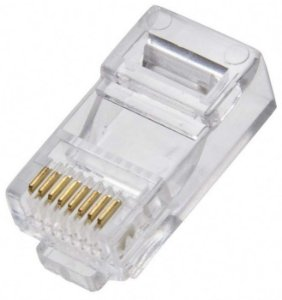 Conector RJ45 Cat.5e - Soho Plus