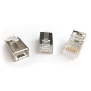 Conector RJ45 Cat.5e blindado - MULTITOC