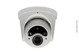 Câmera IP Dome Infra Red Varifocal IR 40m