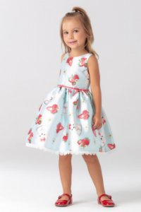 Vestido Strawberry Dog Ref. 31040