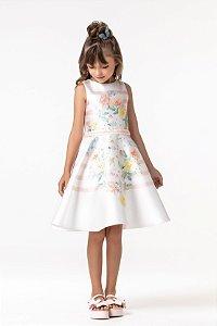 Vestido MC Floral Petit Cherie ref. 31092