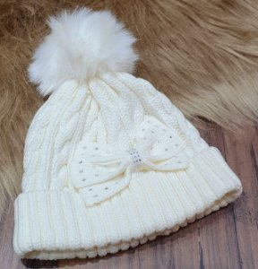Touca/Gorro Tricôt Off White Ref 39485