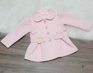 Casaco Rosa Petit Cherie Bebê Ref: 42002