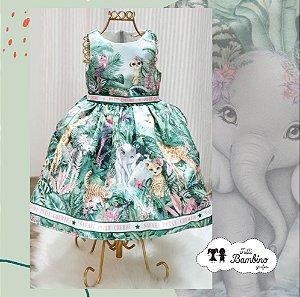 Vestido Safari Petit Cherie Ref 17028