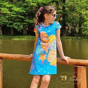 Vestido Verão Sorvetes Ref: 17290