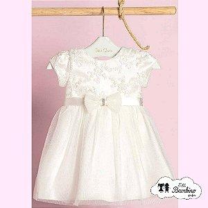 Vestido Clássic Petit Cherie ref: 17130