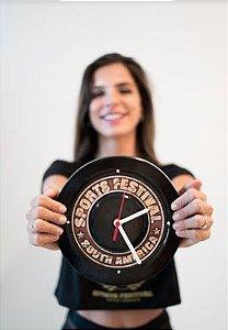 Relógio Anilha Arnold