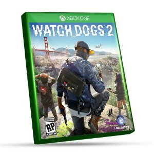WATCH DOGS 2 - XBOX ONE - CÓDIGO 25 DÍGITOS