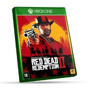 Red Dead Redemption 2 - Xbox One - Mídia Digital e 25 Dígitos
