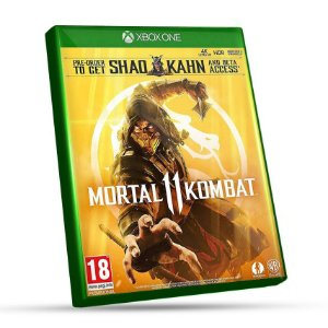 Mortal Kombat 11 One - Xbox One
