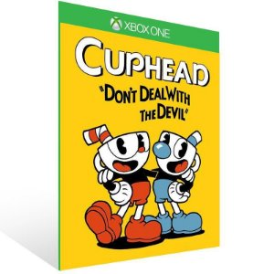 CUP HEAD  - XBOX ONE