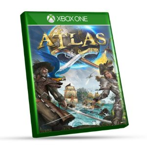 Atlas - Xbox One - Mídia Digital - Código 25 Dígitos