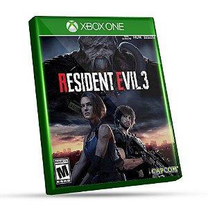 Resident Evil 3 - Xbox One