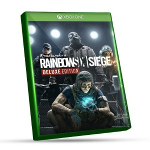 Tom Clancy's Rainbow Six Siege Deluxe Edition - Xbox One